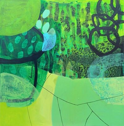 Anna Masiul-Gozdecka, 'Black grass', 2020