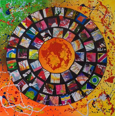 Elton Tucker, 'The Spirit of Color', 2016