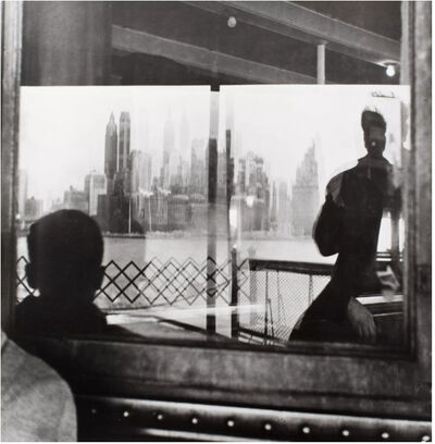 Louis Faurer, 'Staten Island Ferry, New York ', 1946