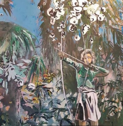 Andrea Damp, 'Amazone', 2007