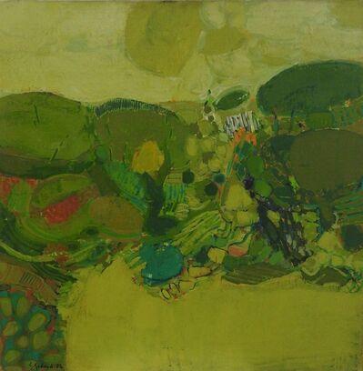 Gabriel Godard, 'Mouvement d' arbres', 1964