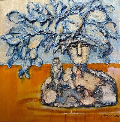Sylvain Tremblay, 'Émergence a la Mer Jaune', 2020
