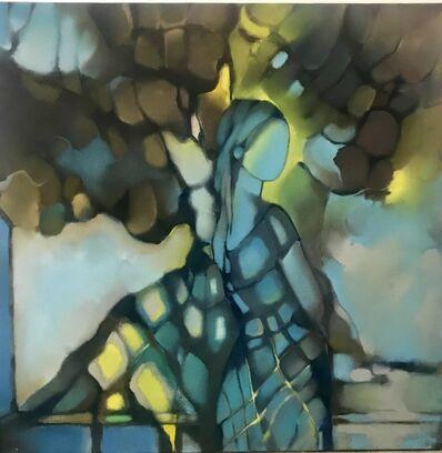 Amaya Salazar, 'Blue Hue', 2019