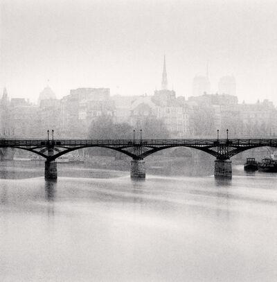Michael Kenna, 'PONT DES ARTS, STUDY 3, PARIS, FRANCE, 1987', 1987