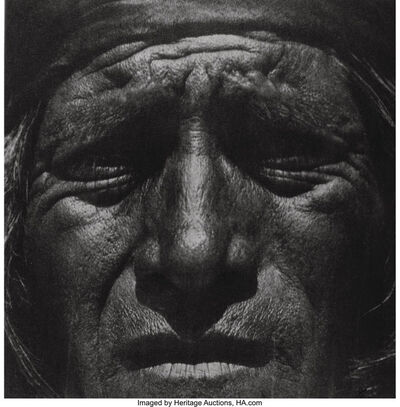 Dorothea Lange, 'Hopi Indian, New Mexico', 1923-printed later