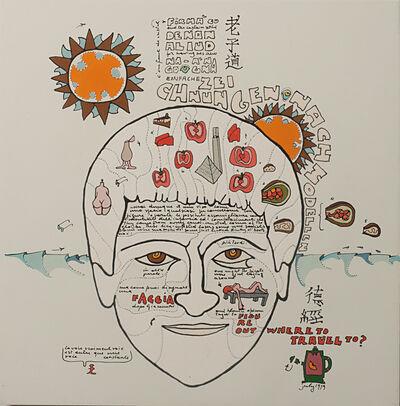 Gianfranco Baruchello, 'A Bouquet of Bloopers', 1979