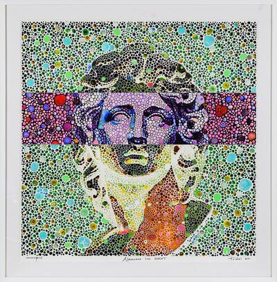 Philip Tsiaras, 'Alexandert The Great #12', 2021