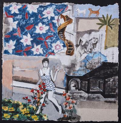 Wang Haichuan, 'Roses 月季花', 2017