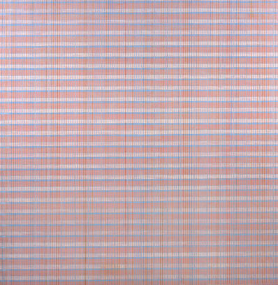 Perle Fine, 'Accordment #6, Gently Cascading', 1977