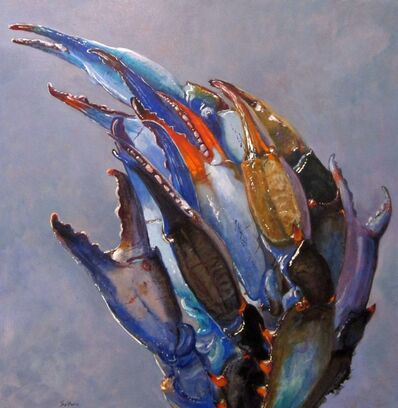 Billy Solitario, 'Crab Claw Bouquet III'