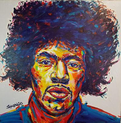John Stango, 'Hendrix ', 2018