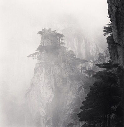 Michael Kenna, 'Huangshan Mountains, Study 56, Anhui, China', 2017