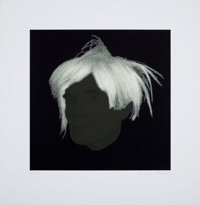 Peter Blake, 'Diamond Dust Warhol II', 2010