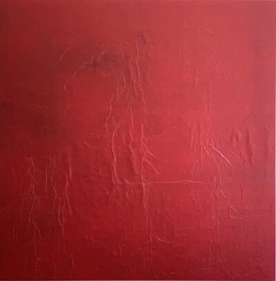 Barbara Colombo, 'untitled, Red', 2016