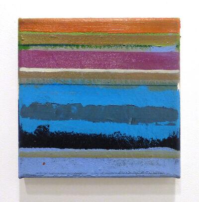 Tegene Kunbi, 'Sun I', 2014