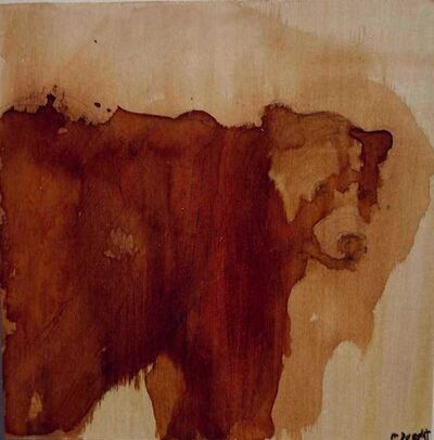 Helen Durant, 'Brown Bear IV', 2019