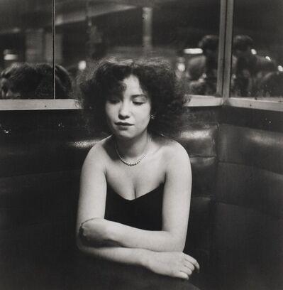 Robert Doisneau, 'Mademoiselle Anita', 1951