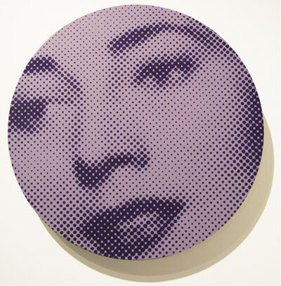 Chris Cran, 'Large Mauve/Purple Woman', 2013