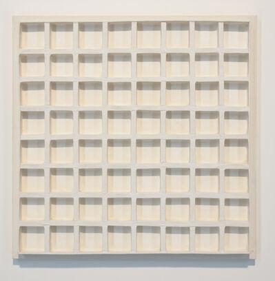 Jan Schoonhoven, 'R 72-34', 1972