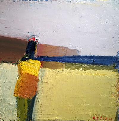 Sandy Ostrau, 'Straw Meadow', 2018