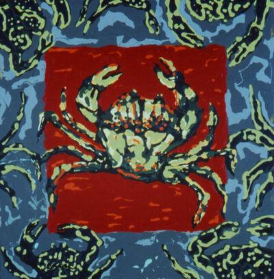 Mel Casas, 'Crabby', 1991
