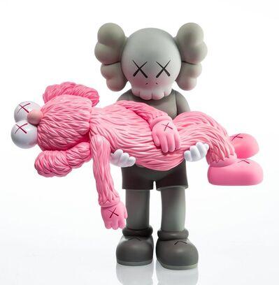 KAWS, 'Gone (Grey)', 2019
