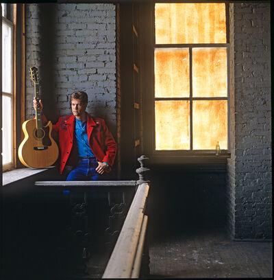 Michael O'Brien, 'Randy Travis Ryman Auditorium, Nashville, Tennessee', 1988