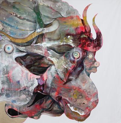 Lavar Munroe, 'For We Shall Study War No More... (Devil no. 10)', 2016