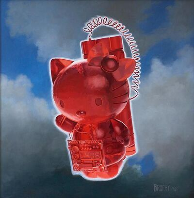 John Brophy, 'Cherry Bomb', 2018