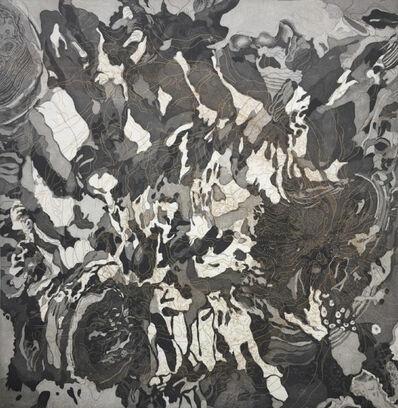 Aideé de León, 'Espacialidad interna', 2018