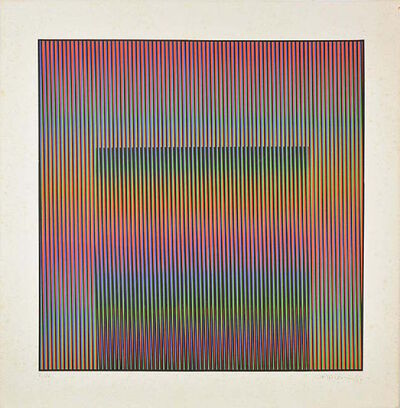 Carlos Cruz-Diez, 'Untitled', 1987