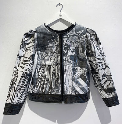 Katya Zvereva, 'Children Of The Man Jacket', 2020