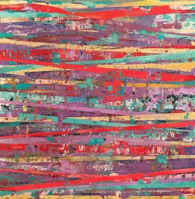 Vincent Pomilio, '31 Horizon Lines', 2018