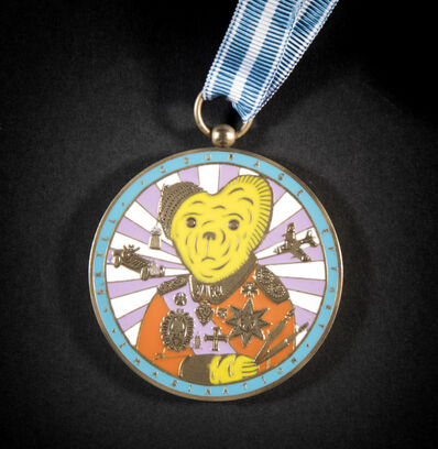 Grayson Perry, 'Artists' Medal', 2018