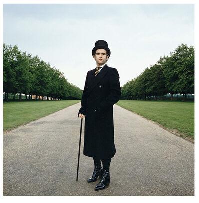 "Terry O'Neill, 'Outtake from Elton John's ""A Single Man"" Album Cover Shoot', 1978"