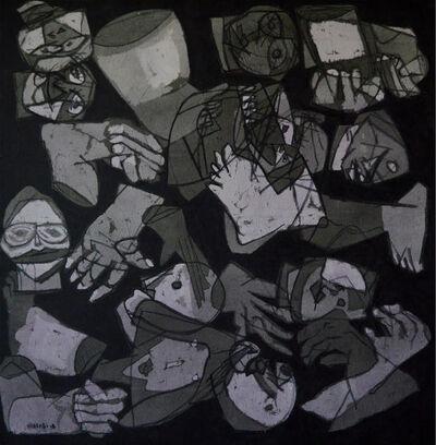 Alaa Sharabi, 'Fragments', 2018