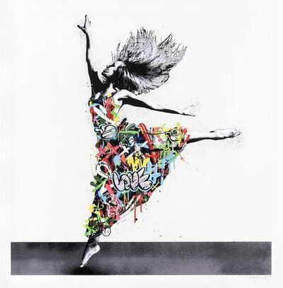 Martin Whatson, 'Dancer (White)', 2015