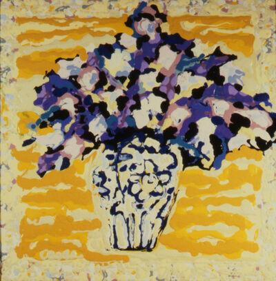 Mel Casas, 'Flower Triangle', 1993