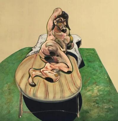 Francis Bacon, 'Francis Bacon Henrietta Moraes lithograph (derriere le mirior) ', 1966
