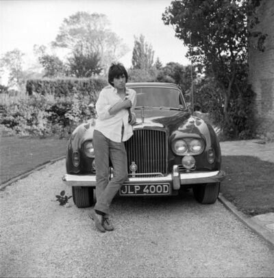 Gered Mankowitz, 'Keith & Bentley, West Sussex', 1966