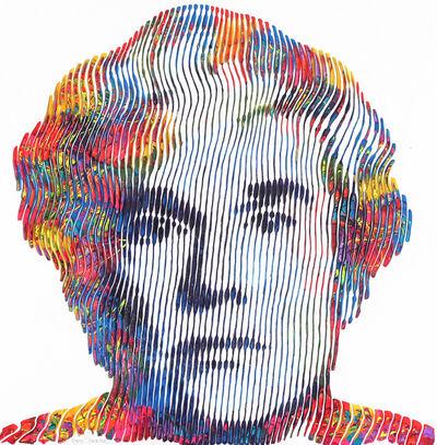 Virginie Schroeder, 'Andy Warhol The King of Pop Art', 2019