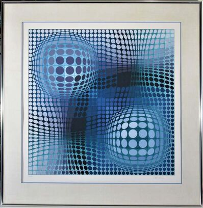 Victor Vasarely, 'Untitled', ca. 1975