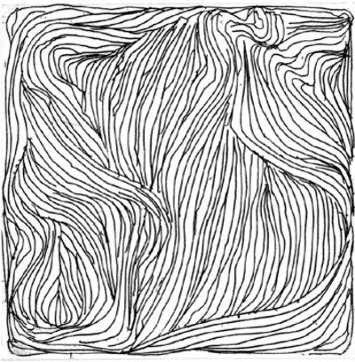 Sol LeWitt, 'Small Etching/Black & White No. 5', 1999