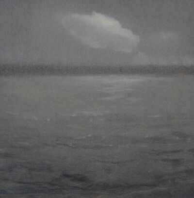 Will Klemm, 'Lake with Cloud', 2016
