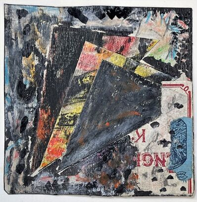 Carroll Sockwell, 'Untitled (Collage, Found Objects)', 1981
