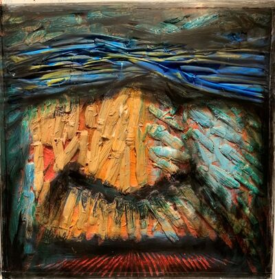 Frank Hyder, 'El Sonador Ciego 3 (The Blind Dreamer 3)', 2020