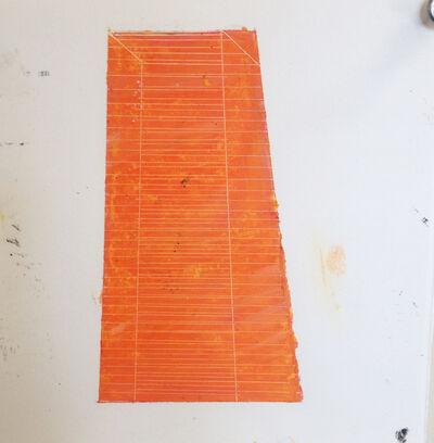 Julia Bloom, 'Scratched VI', 2017