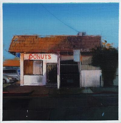 "Iñigo Sesma, '""Donuts""', 2018"