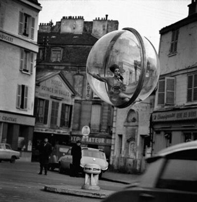 Melvin Sokolsky, 'Memory Lane, Paris', 1963
