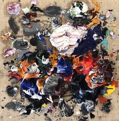 Ismael Lagares, 'Turquoise II', 2019